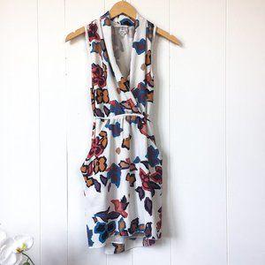 Aritzia Wilfred Floral Sabine Dress XS